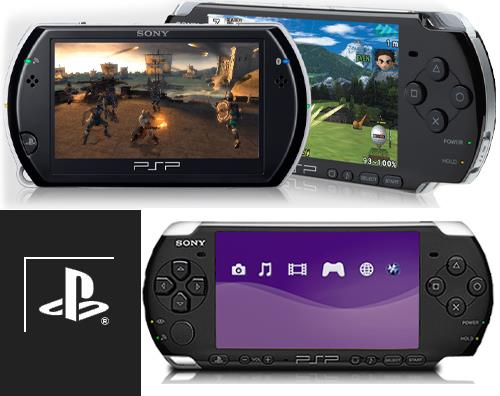Sony PSP 3000 PlayStation Portable (PSP-3000)