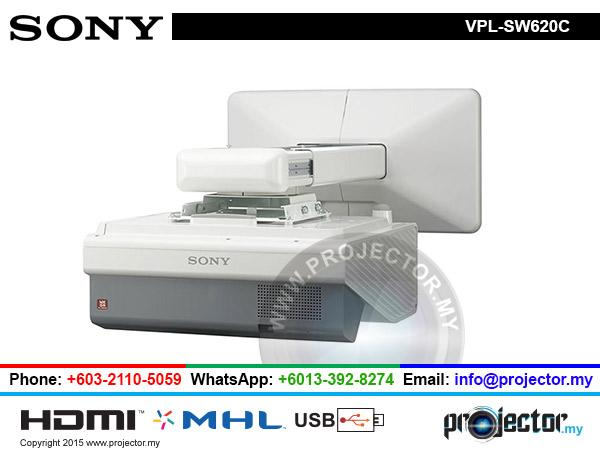 SONY VPL-SW620C Projector