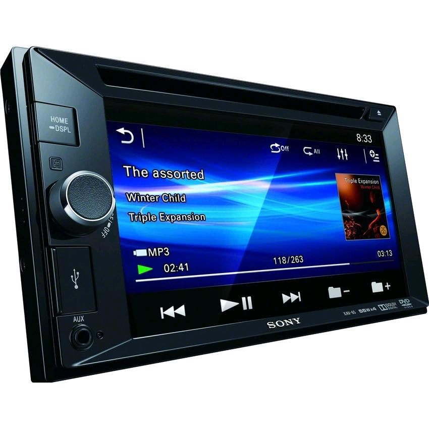 Sony Xav-65 Car DVD Monitor