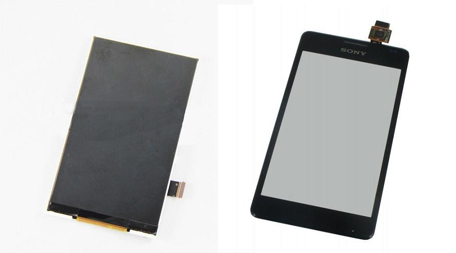 Sony Xperia E1 D2005 Dual D2105 Lcd Display / Digitizer Touch Screen