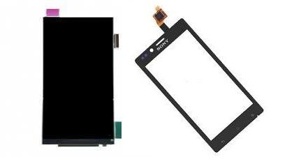Sony Xperia J ST26 ST26i Lcd Display / Digitizer Touch Screen