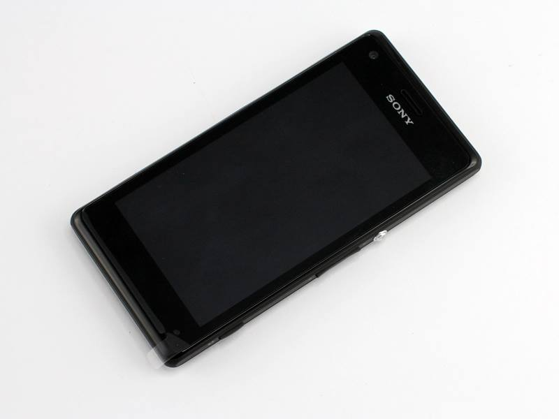 Sony Xperia M C1905 LCD Display Screen Digitizer Touch Screen B/W