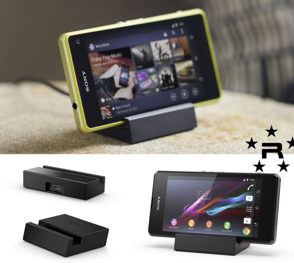 Sony Xperia Z1 Compact Magnetic Charging Dock DK32 - Original DK 32
