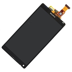 Sony Xperia ZL C6503 L35 L35H Display Lcd & Digitizer Touch Screen