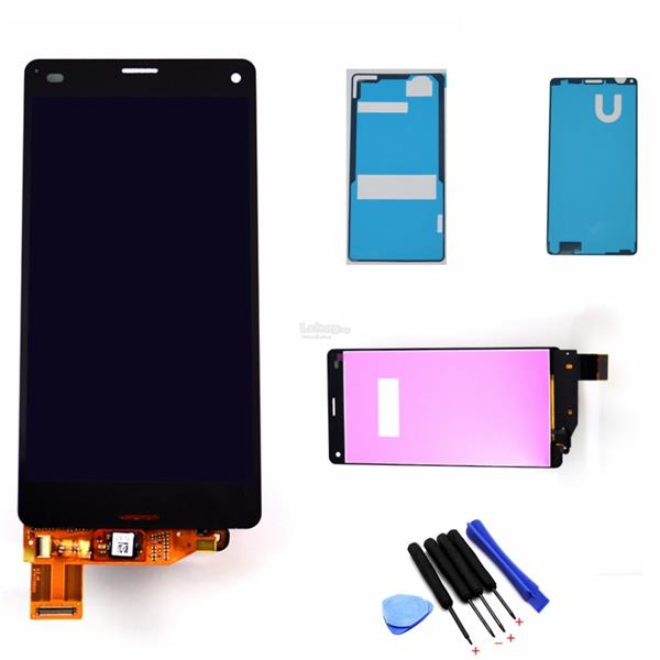 Sony Z3 compact Digitizer Touch Screen