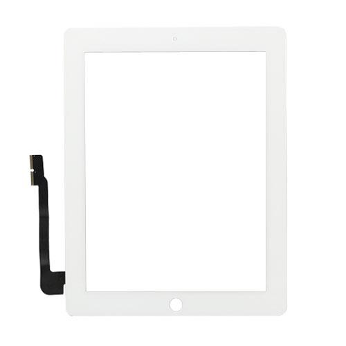 Sparepart iPad 3 Touch Pad / Touch Screen - Black / White ORI