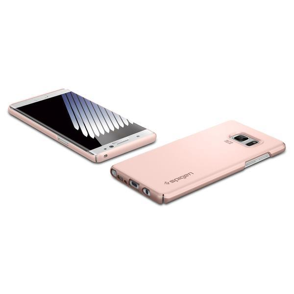 Spigen Thin Fit for Samsung Galaxy Note 7 - Rose Crystal