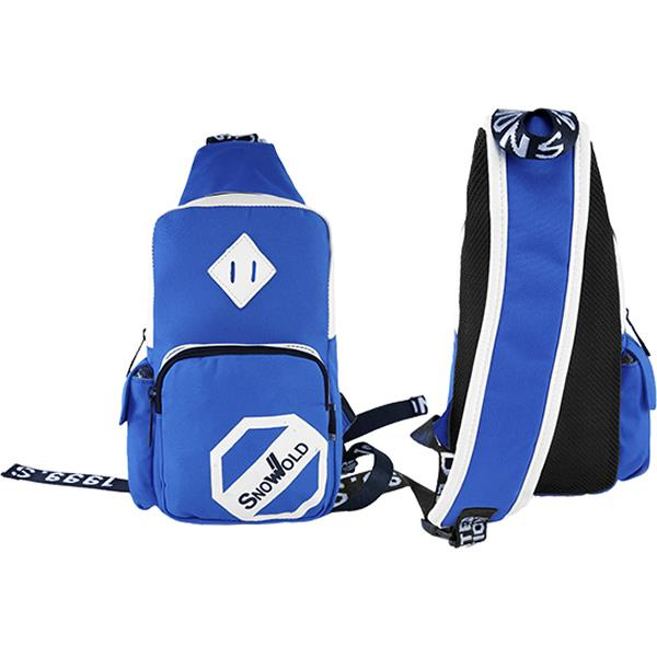 SPORT CASUAL-BEST BAGS FOR BIKING SPORT-BLUE