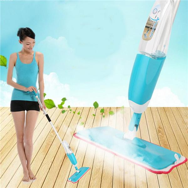 Spray Mop, Easy to use and making floor mopping ever easy