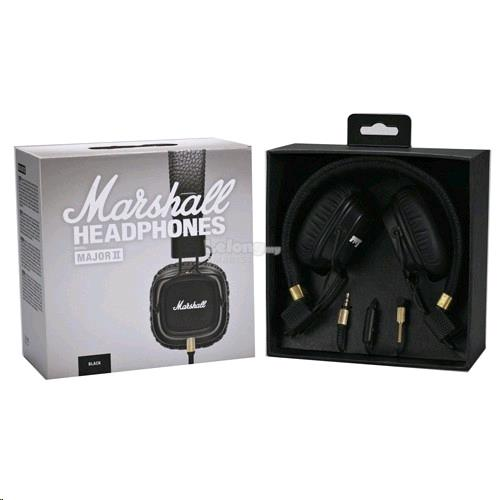 ST. MARSHALL HEADSET WIRED MAJOR II ANDROID/IOS