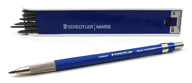 Staedtler Mars 780 Technical Mechanical Pencil 2.0mm & Lead