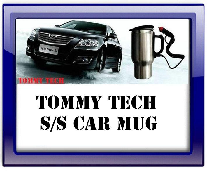 Stainless steel car mug car electric heater electric car cup mug ther