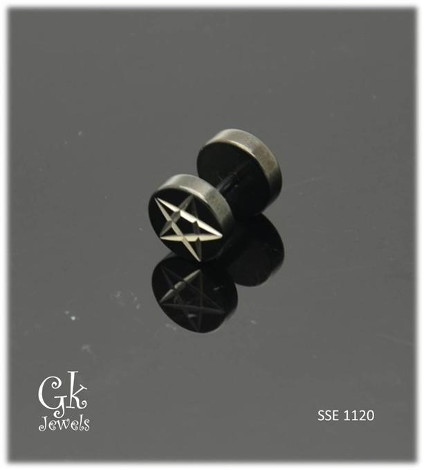 Stainless steel Earring SSE 1120 (8mm)