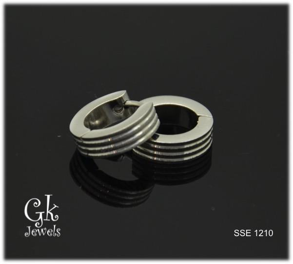 Stainless steel Earring SSE 1210