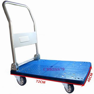 STAINLESS STEEL FORDABLE HEAVY DUTY TROLLEY150kg 300kg