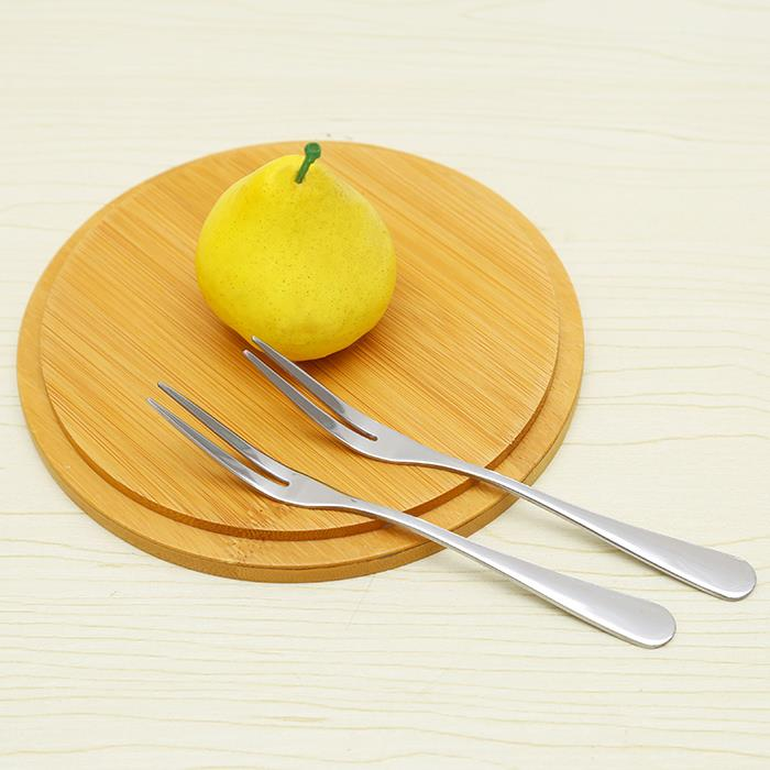 Stainless Steel Fruit Fork