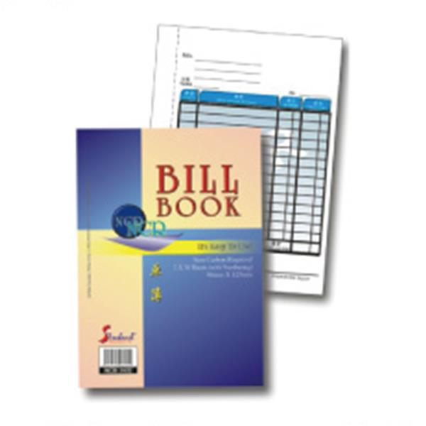 Standard NCB3502 2x30's NCR Bill Book