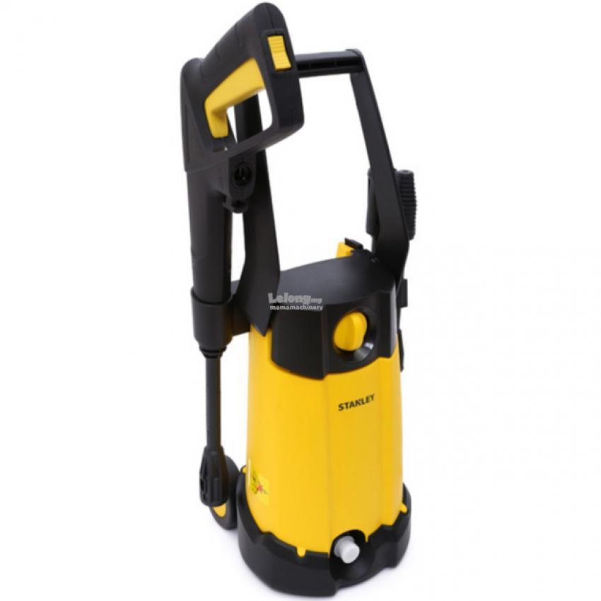 Deals for stanley 100 bar high pressure washer 1400w for Pm stanley motor cars