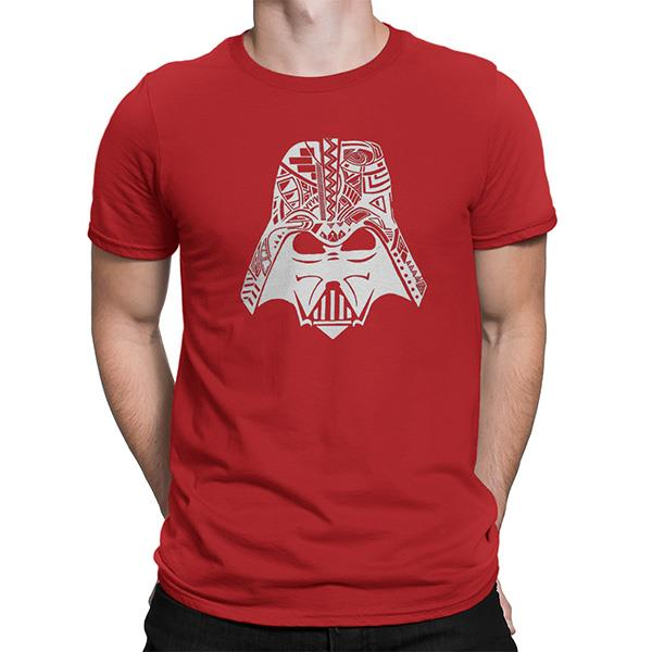 Star Wars Darth Vader Doodle Men's Custom Design Cotton T-Shirt
