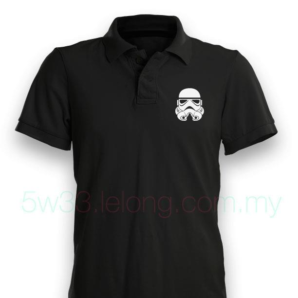 Star Wars Stormtrooper Polo Shirt