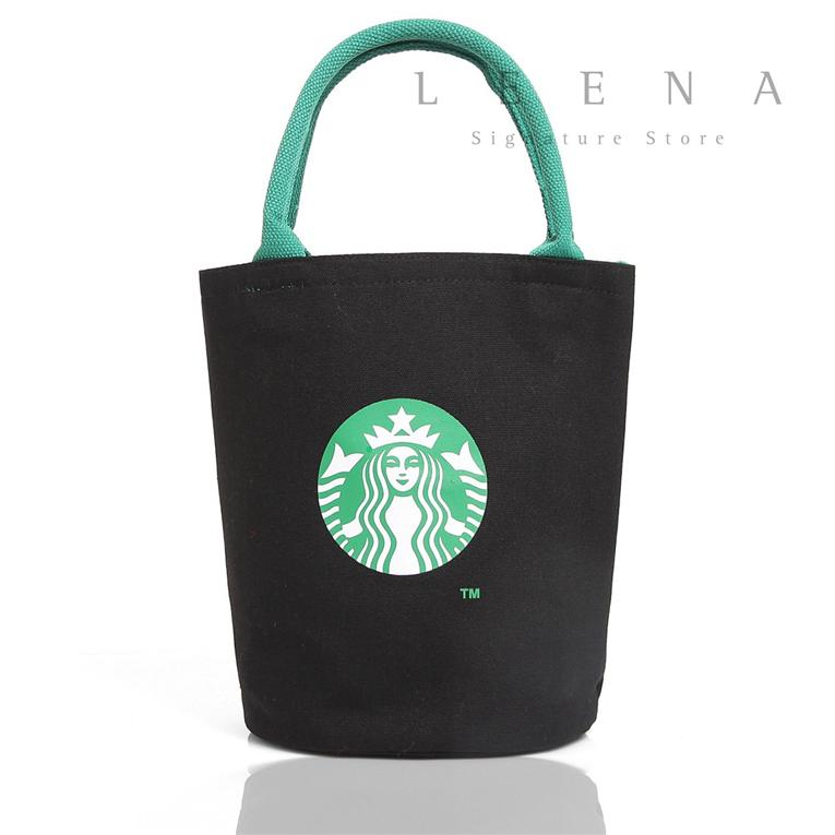 Starbucks Eco-Friendly Tote Bag - Black