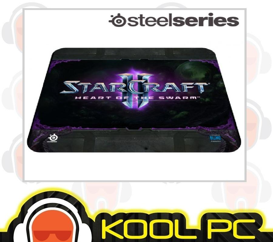 SteelSeries QcK Logo StarCraft 2 Swarm Limited Edition Mouse Pad 67267