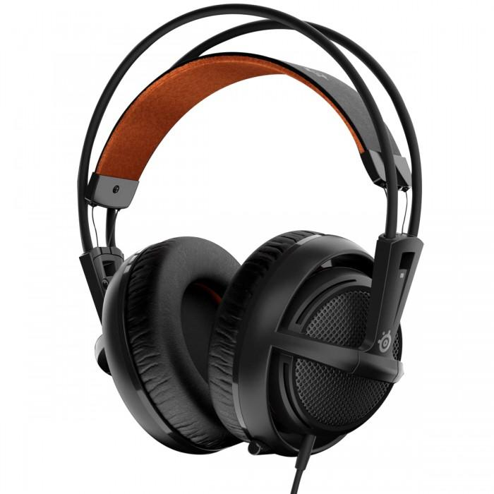 STEELSERIES SIBERIA 200 GAMING HEADSET BLACK (51133)