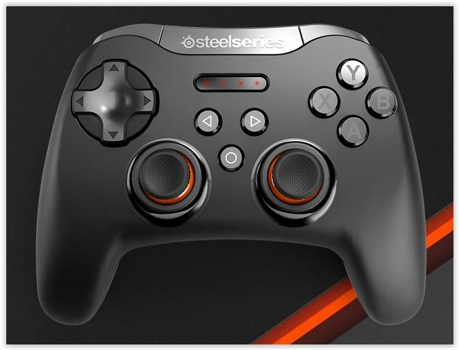 STEELSERIES STRATUS XL GAME CONTROLLER FOR WINDOWS & ANDRIOD (69050)