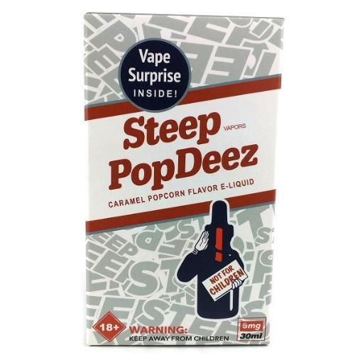 Steep Vapors PopDeez US Premium E-juice 6mg