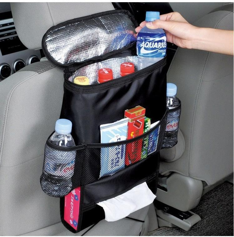 [Stock Clearance]Multi-Pocket Travel Storage Bag Hanger With Cooler