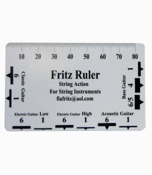 String Action Gauge (Fritz Ruler)