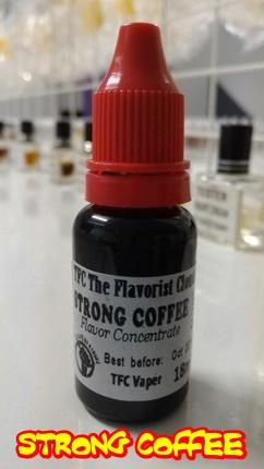 STRONG COFFEE Flavour Concentrate / Essence for E-Liquid DIY 18ml
