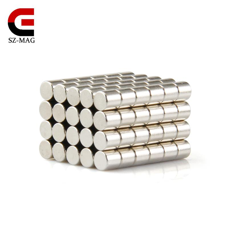 Strong Magnet For Gunpla Modification 4*4mm (20pcs)