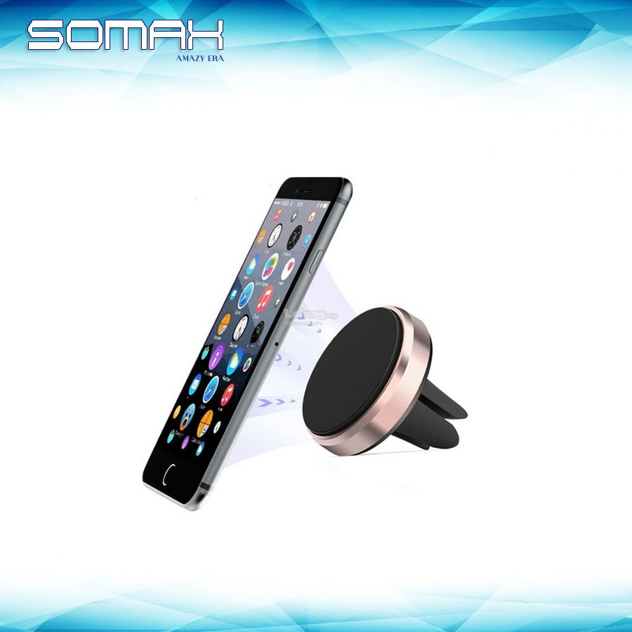 Strong Magnetic Air Vent Car Phone Holder Stand Car