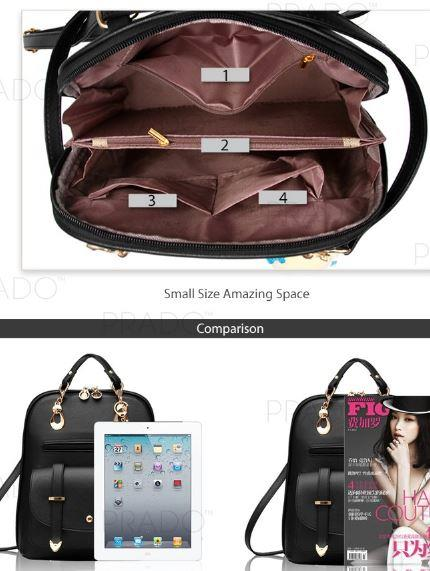 Stylish 2016 Summer Backpacks/Leisure Bag/Travel Bag