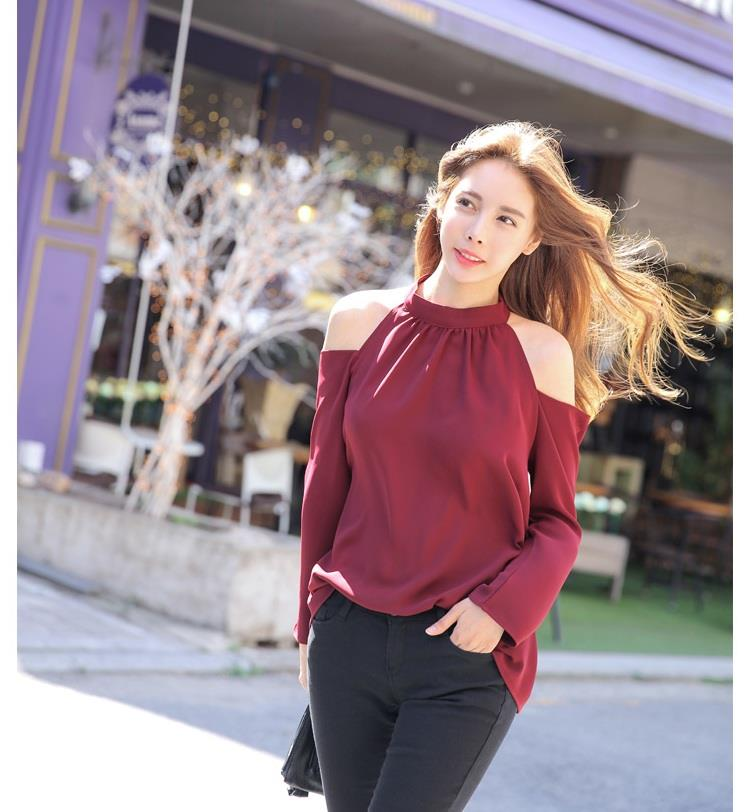 Stylish Ladies Long Sleeve Top