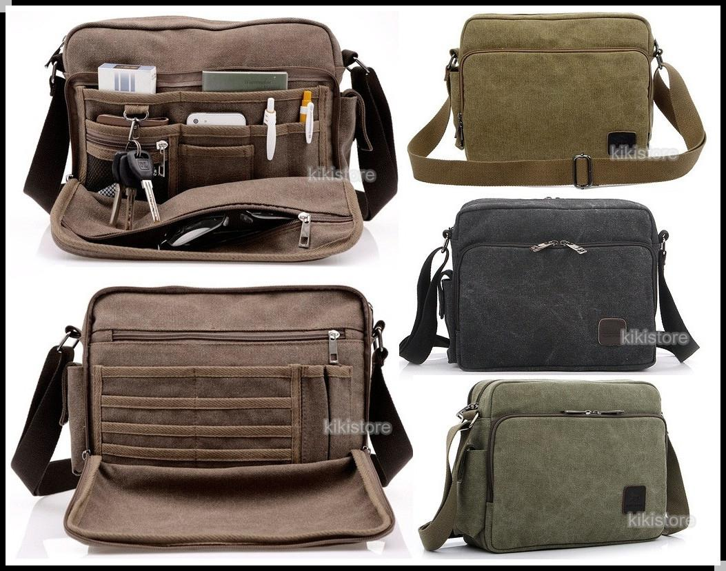 Stylish Multi Compartment Canvas B (end 10/13/2019 12:02 AM)