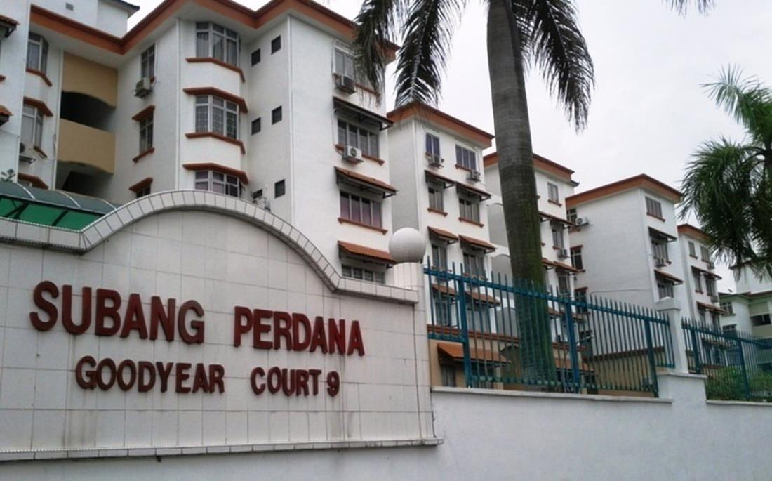 Subang Perdana Goodyear Court 9 for sale, Ground Floor, Subang Jaya