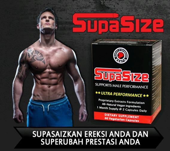 SUPASIZE 60 biji ULTRA Performance