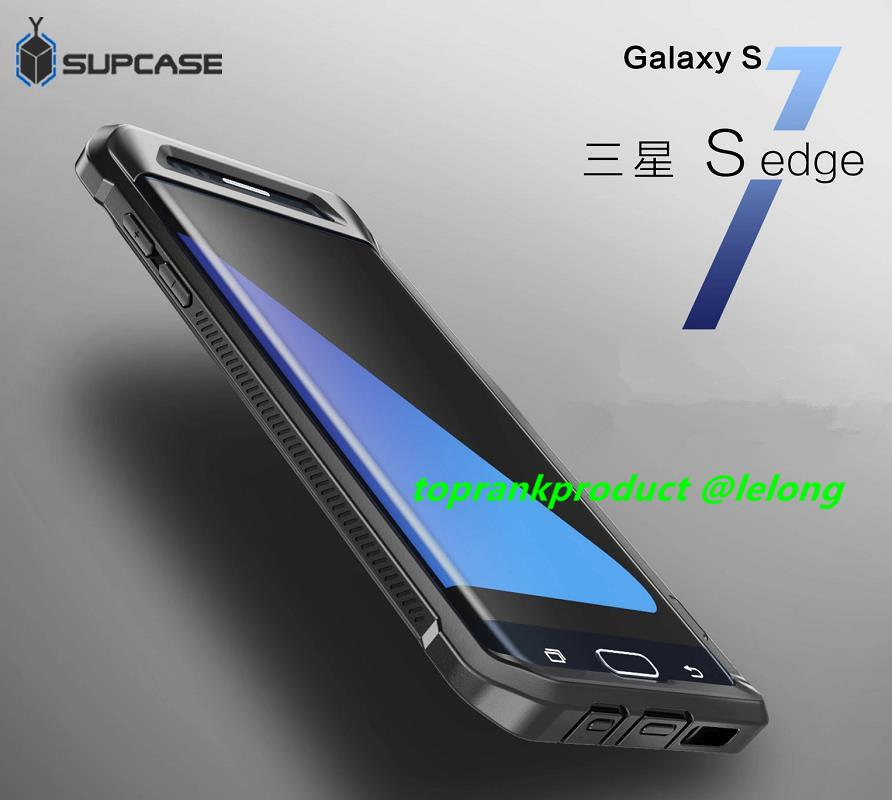 SUPCASE Samsung Galaxy S7 / Edge Full Body Rugged Case Cover Casing