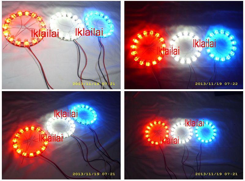 Super Bright Magic Ring [Red/White/Green/Purple/Blue LED] size: