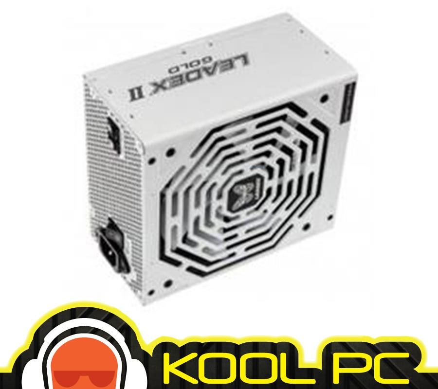 # Super Flower Leadex II Gold 850W Full Modular PSU (White)