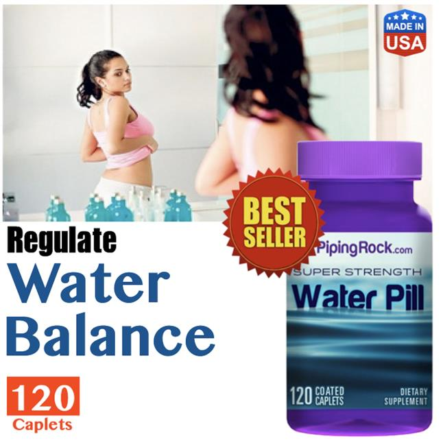 Super Strength Water Pill, 120caps (Weight loss, Diet, Kurus, Slim)