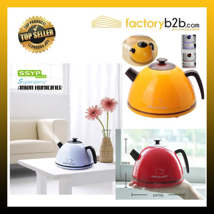 Supersonic Anion Kettle Humidifier SS-801 SS801