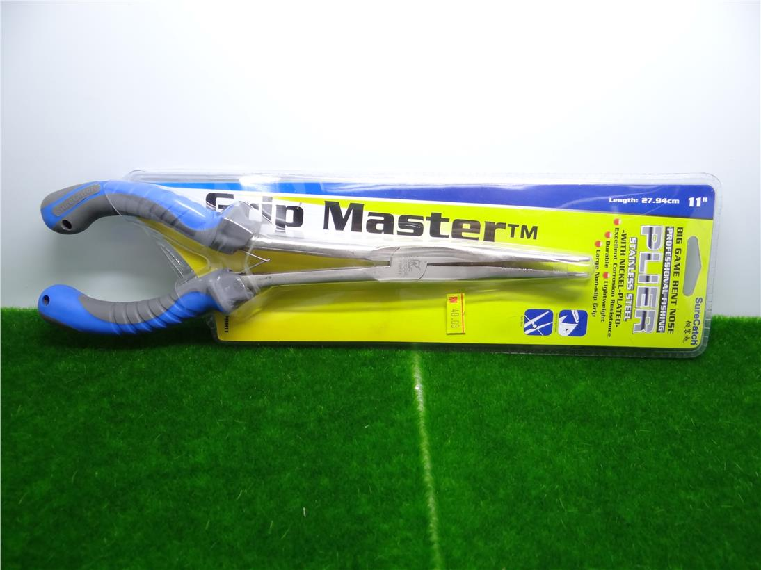 SureCatch GRIP MASTER TM length27.94cm plier stainless steel