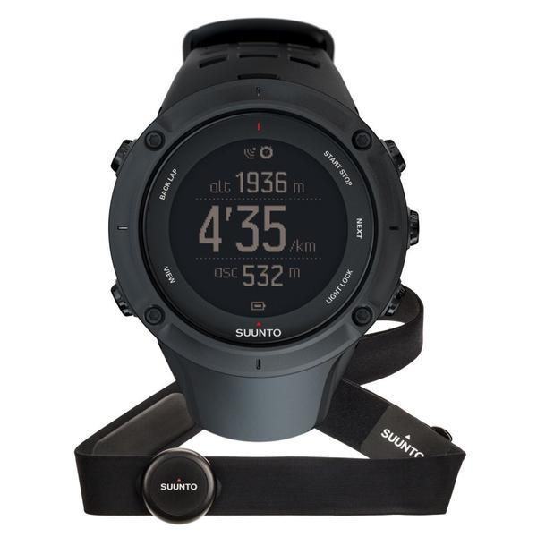 SUUNTO AMBIT3 PEAK BLACK (HR) S020674000