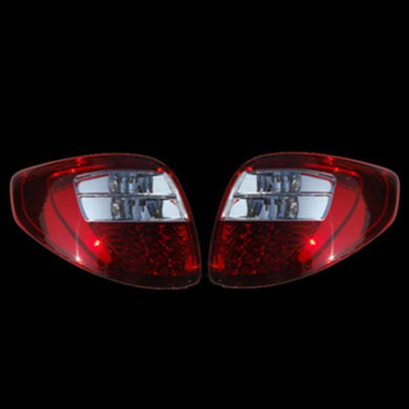 Suzuki SX4 Tail Lamp Crystal LED Red/Clear