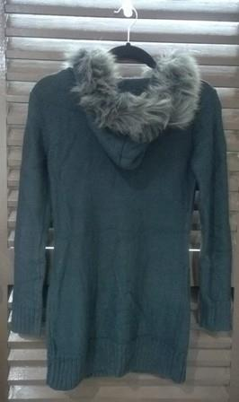 Sweater Hoodie Fur Blossom Korean Style