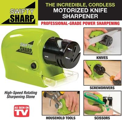 Swifty Sharp / Motorized Knife Sharpener