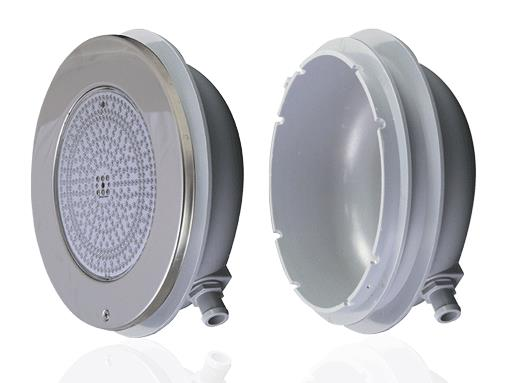 Swimming Pool Emaux EL-H200 S/S LED Underwater Light